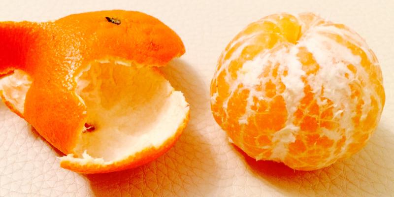 Clementiner – bara om det är ekologiskt