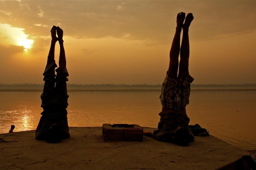 Yoga är bra för pms