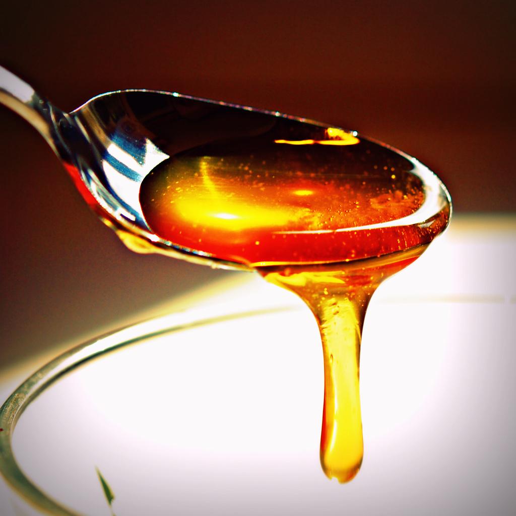 Honung är rik på antioxidanter