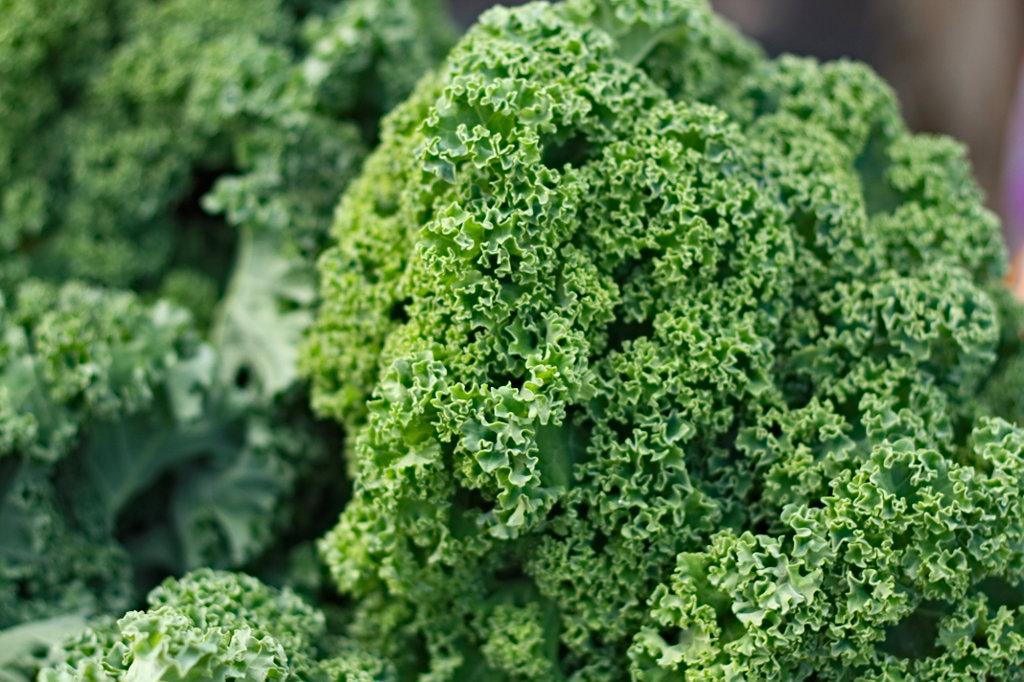 K-vitamin finns i bl.a grönkål