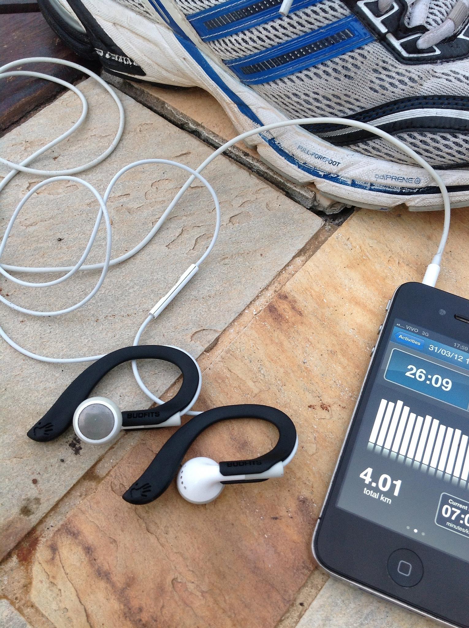 Runkeeper är en av alla gratis träningsappar