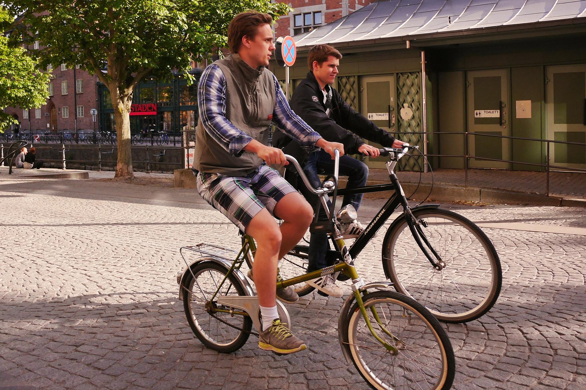 Cykling är bra för dålig blodcirkulation