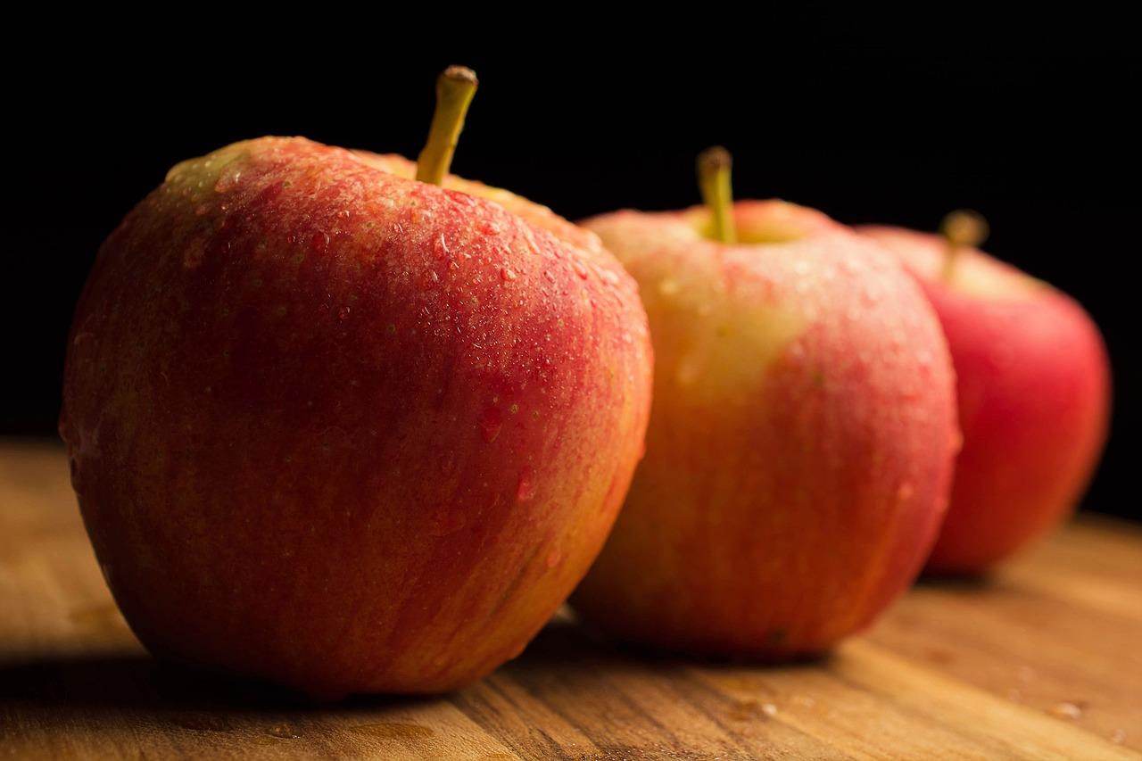 Äppelcidervinäger är bra och effektivt mot dålig andedräkt